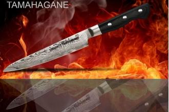 Нож универсальный Tamahagane Samura ST-0023/G-10