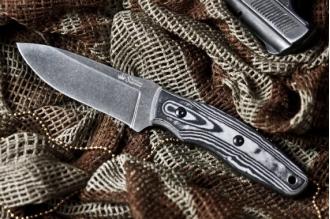 Нож Urban (AUS-8, StoneWash) Kizlyar Supreme, Россия