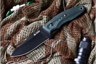 Нож Urban (D2, Black) Kizlyar Supreme, Россия