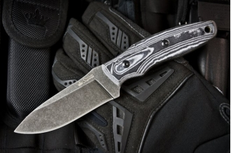 Нож Urban (D2, StoneWash) Kizlyar Supreme, Россия