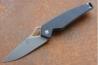 Нож складной «Варлок» (black) Steelclaw, КНР