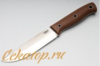 Нож X (D2, микарта) Южный Крест, Россия