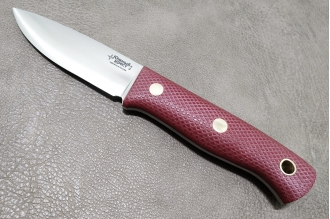 Нож Ягд D2 (краповая микарта с оружейной насечкой) Южный Крест
