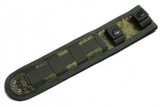 Ножны для тактической серии на MOLLE (камуфлированные) Кизляр