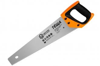 """Ножовка по дереву """"Тёща"""" (мелкая, """"японский зуб"""") 380 мм, ЦИ, из высококачествен"""