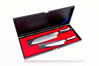 Подарочный набор FF-C из двух ножей серии Flash Tojiro