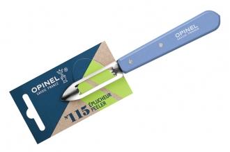 Овощечистка №115 (синяя) Opinel