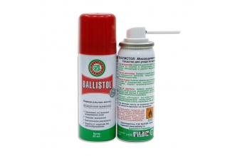 Масло оружейное Klever-Ballistol (spray) 50 ml