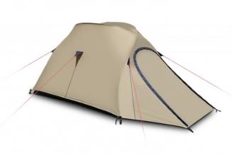 Палатка 2+1 Trekking Forester (песочная), Trimm