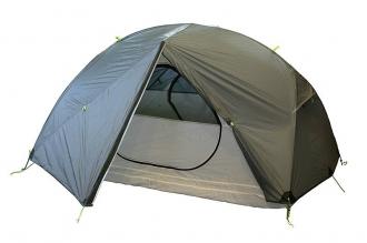 Палатка Cloud 2 Si (серая) Tramp