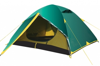 Палатка туристическая Nishe 3 Tramp