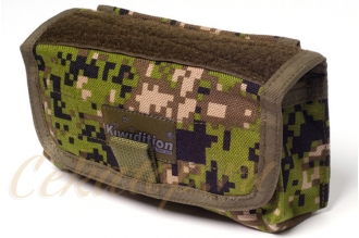 Подсумок-патронташ 12rnd Pouch (Digital Camo) Kiwidition, Новая Зеландия