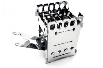 Компактная печка-щепочница T11 Биохит