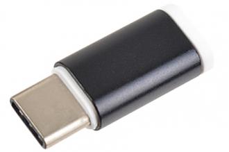 Переходник с Micro-USB на Type-C P14 Robiton