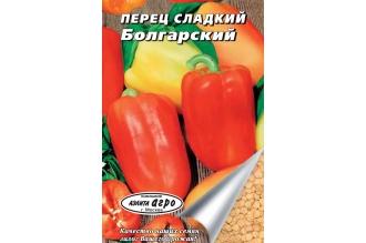 Перец сладкий Болгарский