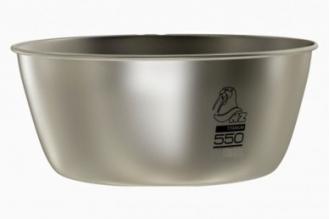 Пиала титановая Titanium Bowl 550 ml TB-550 NZ, Россия