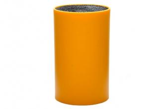 Подставка для ножей (оранжевая) 24243-3 Mayer&Boch