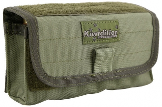 Подсумок-патронташ Kiwidition 12rnd Pouch OD Green
