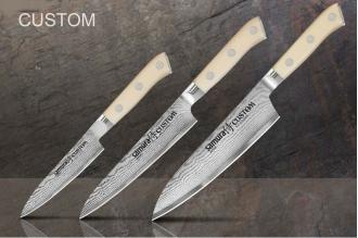 Набор из 3 ножей Custom Samura SCU-0220