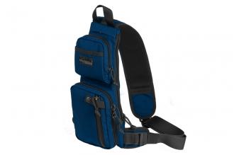 Однолямочный рюкзак Muri City (DNB сине-черный) Kiwidition