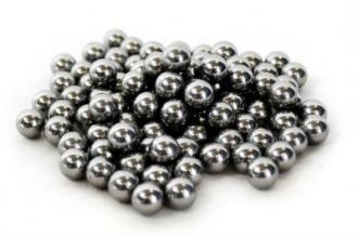 Набор стальных шариков диаметром 12 мм