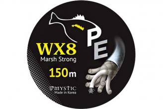 Шнур для спиннинга PE Marsh Strong MMS 15008 Mystic