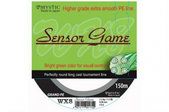 Рыболовный шнур PE Sensor Game 0,28 мм
