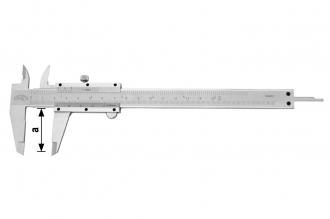 Штангенциркуль 150/40 мм Kinex