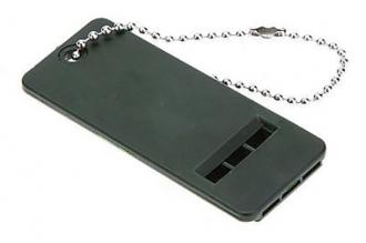 Свисток сигнально-спасательный Survival Whistle