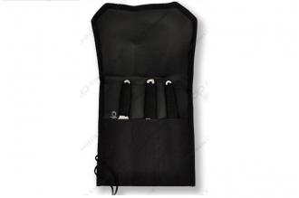 Скатка для метательных ножей на 3 штуки