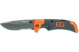 Нож складной Bear Grylls Scout Gerber