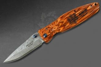 Нож складной Hideyoshi MC-0182D Mcusta, Япония