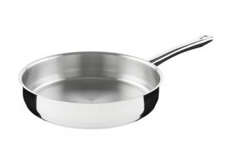 Сковорода Klasik 2500 мл (нержавеющая сталь) Kolimax
