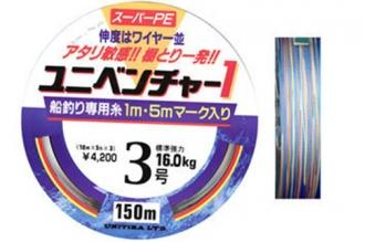 Рыболовный шнур Univenture 1 0.205