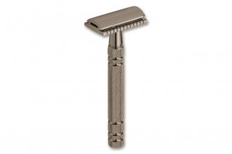 Станок для бритья Rasierhobel Boraso Gunmetal Grey Böker