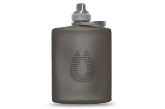 Фляга мягкая для воды Stow 0.5 л (серая) HydraPak