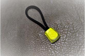 Темляк для складного ножа (black-yellow) Victorinox, Швейцария