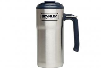 Термокружка Adventure 0,47 л (стальная) Stanley, США