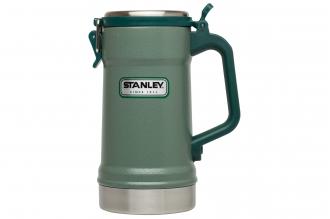 Термокружка Classic Vacuum Stein 0,71 л (зеленая) Stanley, США