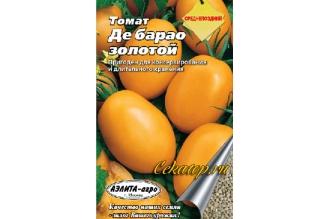 Томат Де барао золотой