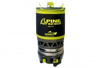 Туристическая газовая горелка Alpine Pot EZ-ECO Kovea