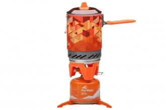 Превосходная туристическая газовая горелка Star X2 FMS-X2 (оранжевая) Fire-Maple