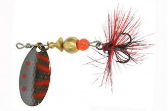 Блесна-вертушка Wasp Wasp40111 Mystic с широким лепестком