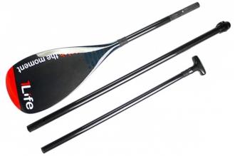 Весло углепластиковое Carbon Fiber 1Life