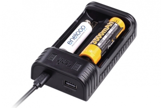 Умное зарядное устройство ARE-X2 Fenix