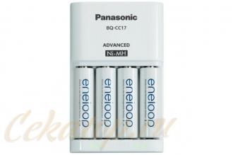 Зарядное устройство Advanced (с аккумуляторами AA) Panasonic, Япония