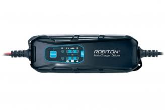 Зарядное устройство для батарей MotorCharger Deluxe Robiton