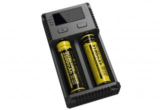 Эффективное зарядное устройство New I2 NiteCore
