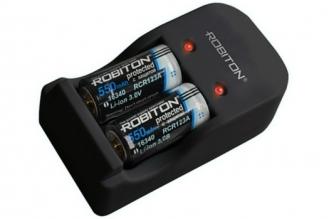 SmartRCR123 Robiton