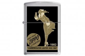 Зажигалка Zippo 205 Windproof (Lady)